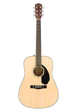 Fender CD60S NAT Dreadnought Acoustic Guitar