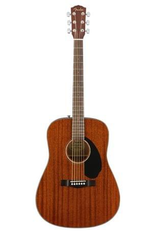 Fender CD 60S Mahogany Dreadnought Acoustic Guitar