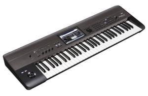 Korg Krome EX 73 Music Workstation Keyboard Synthesizer