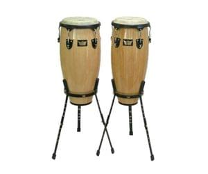 Remo CRP11000 Crown Percussion Conga Drum With Stand