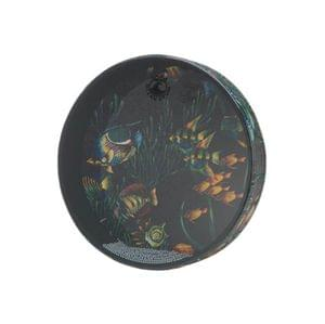 Remo ET021210 Standard Fish Graphic Ocean Drum
