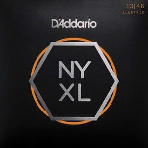D Addario NYXL1046 Nickel Plated Electric Guitar Strings