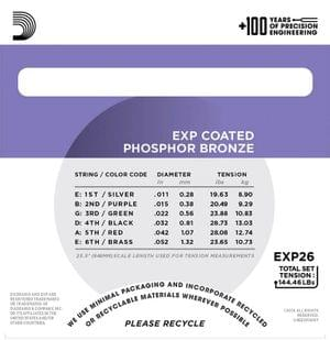 1553082022299-38-D'Addario-EXP26-Coated-Phosphor-Bronze-Acoustic-Guitar-Strings,-Custom-Light,-(11-52)-3.jpg