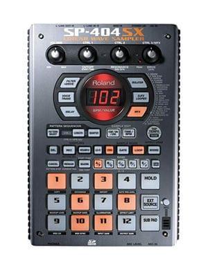 Roland Sp 404 Sx Linear Wave Sampler