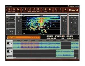 Roland R Mix Audio Processing Software