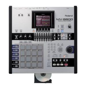 Roland Mv 8800 Production Studio