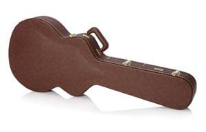 Gator GW 335 Brown Wooden 335 Style Guitar Case