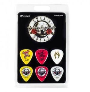 Dunlop GNR001 Guns N Roses 6 Pack Guitar Pick