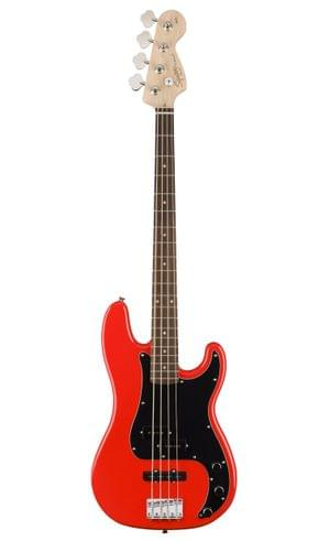 Fender Squier Affinity PJ Race Red Precision Bass Guitar