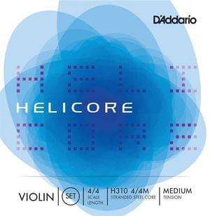 DAddario Helicore H310 Violin String Set 4 4