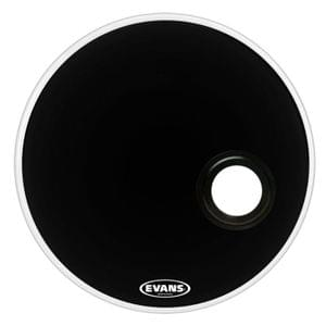 Evans BD22REMAD EMAD Reso Bass Head Black