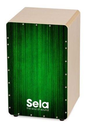 Sela SE 053 Green Varios Cajon