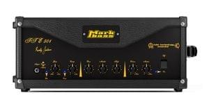 MarkBass MBH110045Z TTE 501 Bass Amplifier Head