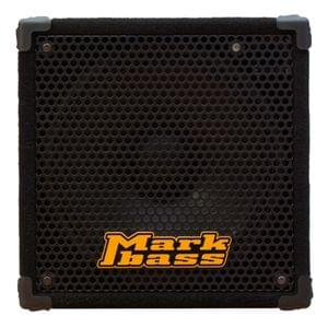 MarkBass MBL100045Y New York 151 Black Bass Cabinet