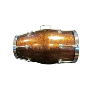 Dholak Fiber Nut Bold Fitted