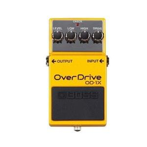 Boss Od 1 X Over Drive