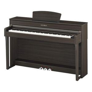 Yamaha Clavinova CLP635DW Console Digital Piano with Bench