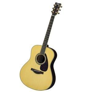Yamaha LL6 ARE Natural Acoustic Guitar