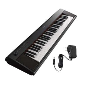 Yamaha Piaggero NP12B 61 Key Lightweight Portable Keyboard