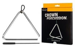 Remo Crown Percussion Triangle 6