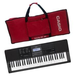 Casio CBC600 Red Carry Case Keyboard Bag