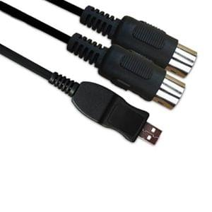 Ashton USBMD USB to Midi Cable