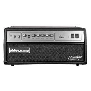 Ampeg Heritage Series HSVT-CL 300W Tube Bass Amplifier Head