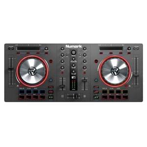 Numark MIXTRACK3 MixTrack 3 All In One DJ Controller