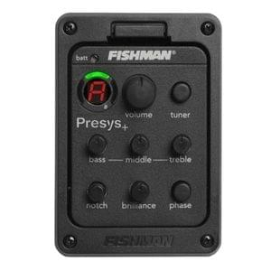 Fishman PROPSY201 Presys Plus Preamp Acoustic Guitar Pickup