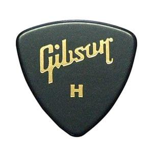 Gibson APRGG73H Heavy Wedge Style Black Guitar Pick