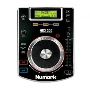 Numark NDX200 Performance Ready Tabletop CD Player