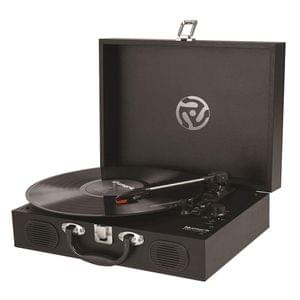 Numark PT01 Touring Classically Styled Suitcase Turntable