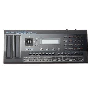 Roland D 05 Linear Synthesizer Sound Module