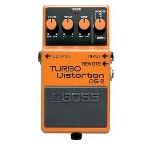Boss DS 2 T Turbo Distortion Pedal