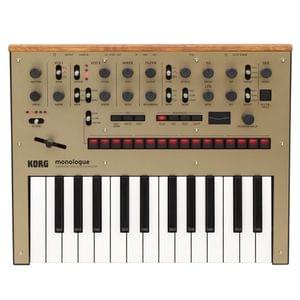 Korg Monologue Gold Analog Synthesizer