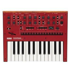 Korg Monologue Red Analog Synthesizer