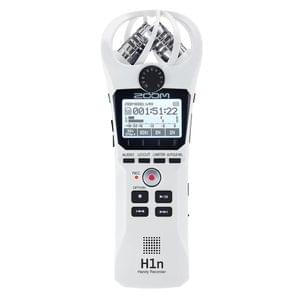 Zoom H1n White Handy Recorder