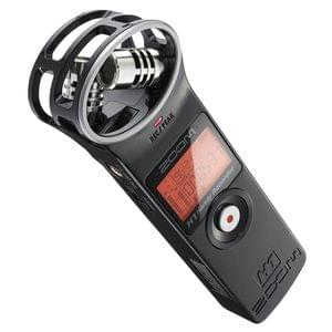 Zoom H1n L Mat Black Handy Recorder