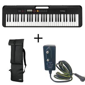 Casio Casiotone CT S200 Black Portable Keyboard