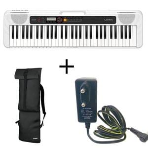Casio Casiotone CT S200 White Portable Keyboard