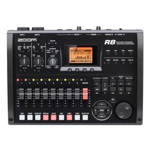 Zoom R8 Recorder Interface Controller Sampler