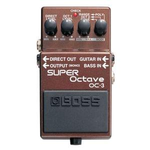 Boss OC-3 Polyphonic Super Octave Pedal