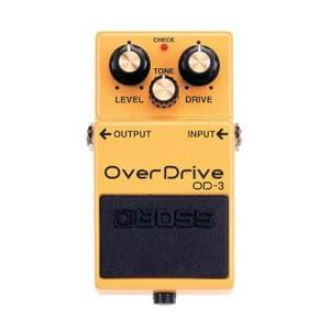 Boss OD-3 T Turbo Overdrive Pedal