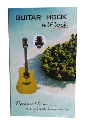 1581687934134-Swan7 Gravity Sensor Self Lock Wall Mount Guitar Hanger Stand3.jpg