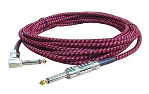 Swan7 Red 6 Meter Guitar Patch Cable