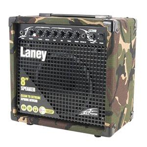 Laney LX20RCAMO 20W Guitar Amplifier with Camouflage Finish