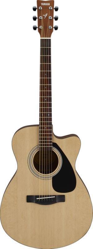 Yamaha FS80C Six Strings Concert Size Cutaway Acoustic Guitar