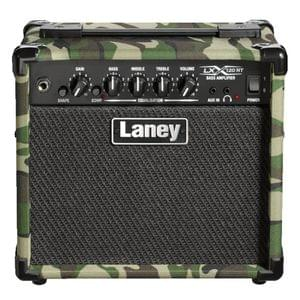 Laney LX120RTWINCAMO 120W Guitar Amplifier Combo with Reverb