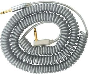 VOX VCC 90SL 9 Meters Silver Coil Guitar Cable