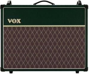 VOX AC30C2 BRG2 British Racing Green Guitar Amplispeaker